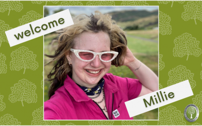 Welcome Millie – Our New Trust Fundraiser